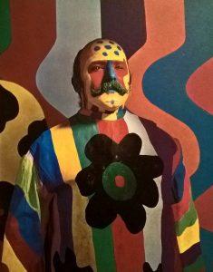 Homme-Tableau, 1968
