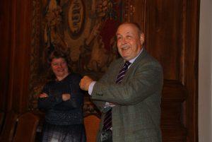 Discours du Fondateur et Co-Directeur du Master, Michel Vivant