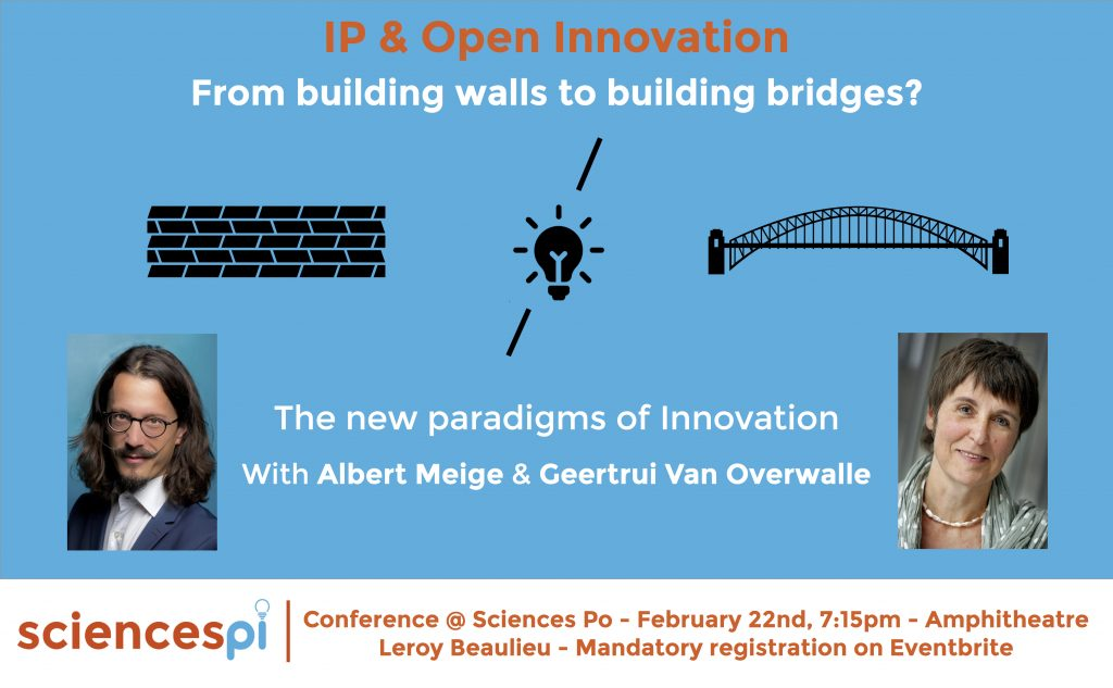 Conférence Sciences Pi Open Innovation
